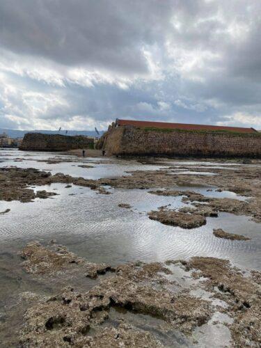 Φυσιολογικό φαινόμενο η υποχώρηση των νερών που παρατηρείται και στα Χανιά
