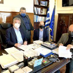Μελέτη για την δημιουργία μουσείου και διαδρομής Ελιάς στην Κάντανο υπέγραψε ο Σταύρος Αρναουτάκης
