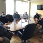 Συνάντηση εκπροσώπων του ΕΒΕΧ με τους ιδιοκτήτες τουριστικών λεωφορείων για τους χώρους στάθμευσης