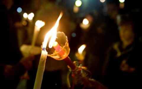 Στις 9 το βράδυ της 1ης Μαΐου θα εορτασθεί φέτος η Ανάσταση
