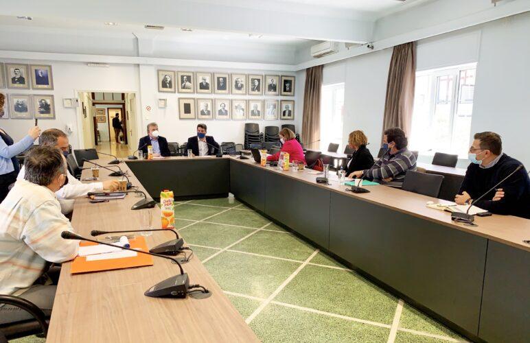 Ξεκίνησε από τα Χανιά η δημόσια διαβούλευση για τη βιώσιμη αστική ανάπτυξη κατά την περίοδο 2021-2027
