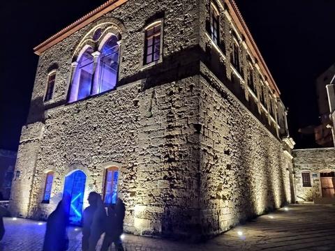 Νέος εντυπωσιακός φωτισμός στο ΚΑΜ, με την φροντίδα του Σ.Ε.ΗΛ.Χ.