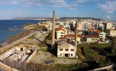 """Στα """"χέρια"""" του δήμου Χανίων το οικόπεδο """"φιλέτο"""" της ΑΒΕΑ στην Νέα Χώρα"""