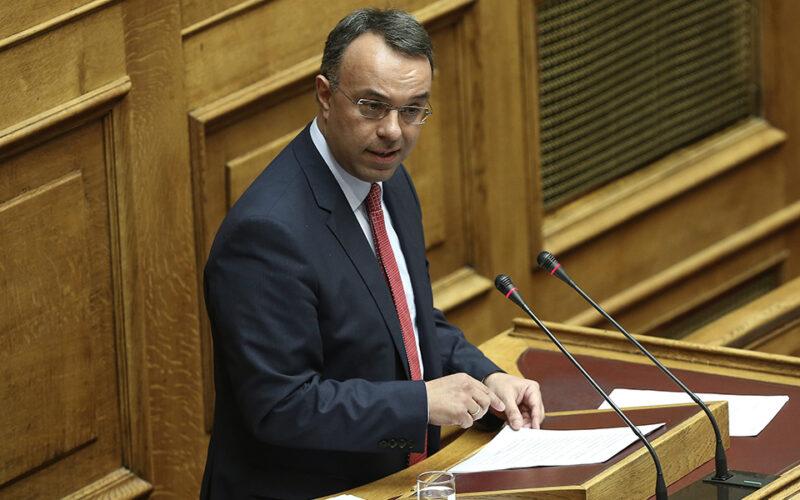 Με εκπροσώπους αρχών της Κρήτης, θα έχει σήμερα τηλεδιάσκεψη ο Χρήστος Σταϊκούρας