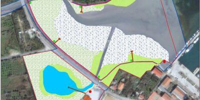 Στην τελική ευθεία η εκκίνηση έργων ανάδειξης στην εκβολή του ποταμού Μορώνη στη Σούδα