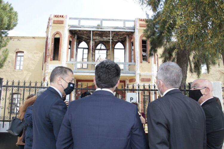Όλα έτοιμα για την παραχώρηση των Ιταλικών στρατώνων και του στρατοπέδου Μαρκοπούλου στον δήμο Χανίων