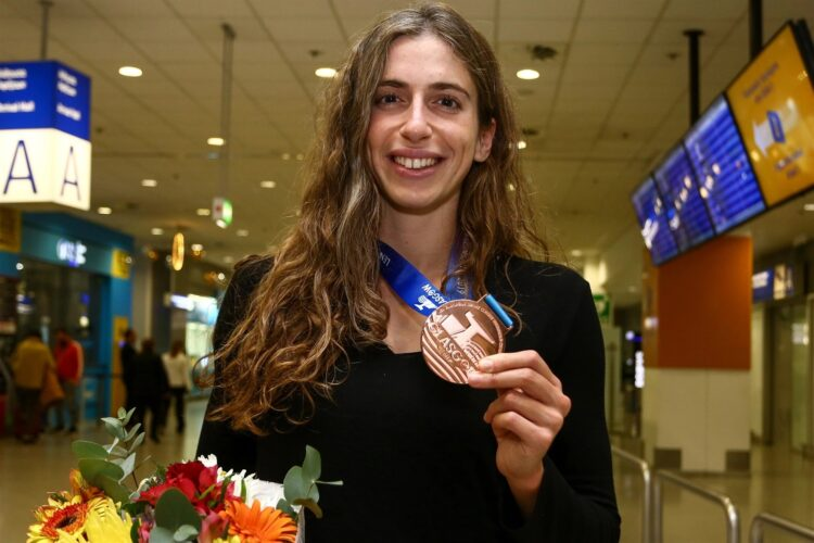 Συγχαρητήρια του Σταύρου Αρναουτάκη για την πρωταθλήτρια Ευρώπης Άννα Ντουντουνάκη