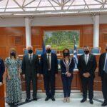 Συναντήθηκαν στην Κέρκυρα οι πρόεδροι των Περιφερειακών Συμβουλίων της χώρας