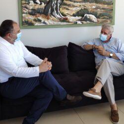 Έτοιμος και με τεχνογνωσία ο Ο.Α.Κ. για την δημιουργία ενεργειακών κοινοτήτων στην Κρήτη