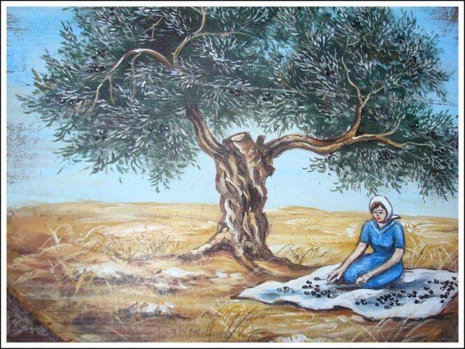 Απονεμήθηκαν οι διακρίσεις του διαγωνισμού «Ελιά και λάδι στην ζωγραφική»