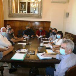Αντιπεριφέρεια: Ενημέρωση για τα έργα που εξελίσσονται στο νομό Χανίων