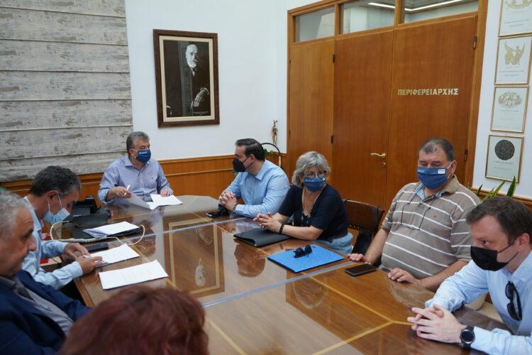 Το ΕΛΜΕΠΑ θα εκπονήσει μελέτη για τις επιπτώσεις της πανδημίας στην Κρήτη