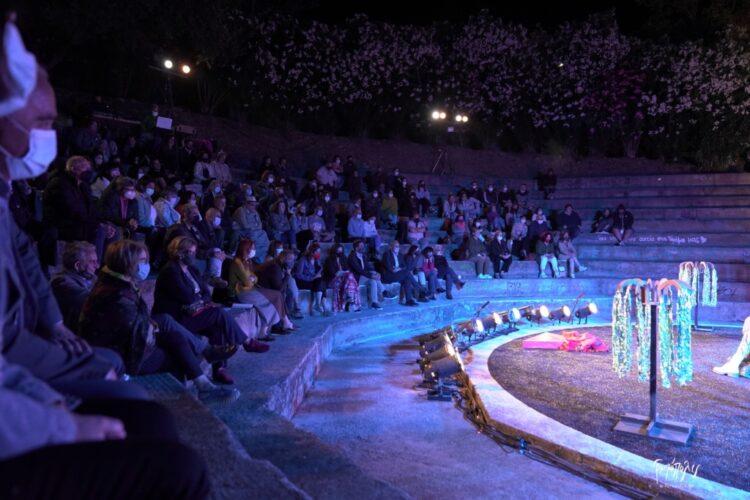 Δόθηκε η πρεμιέρα της παράστασης «Πανώρια» του ΔΗΠΕΘΕΚ