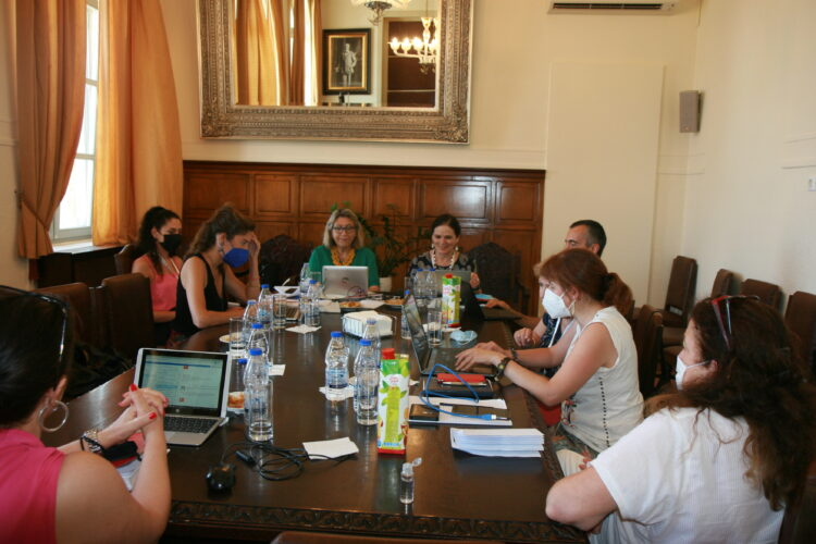 Η τελική συνάντηση του εργαστηρίου της UNESCO στην Κρήτη για το Δίκτυο των Αναγεννησιακών Μονών