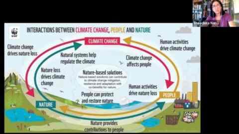 Διεθνής διαδικτυακή εκδήλωση από την ΟΑΚ  για την κλιματική κρίση