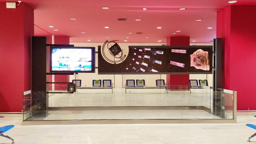 Νέο πληροφοριακό σύστημα από την Περιφέρεια στο αεροδρόμιο Χανίων