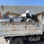 Συγκεντρώθηκαν 4.5 τόνοι ηλεκτρικά απόβλητα με το σύστημα «πόρτα-πόρτα»