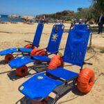 """""""Πρόσβαση για όλους"""" και στις παραλίες του Δήμου Χανίων"""