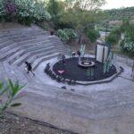 Θέατρο Λενταριανών: Ένας νέος υπαίθριος χώρος πολιτισμού 500 θέσεων, μέσα στο δάσος