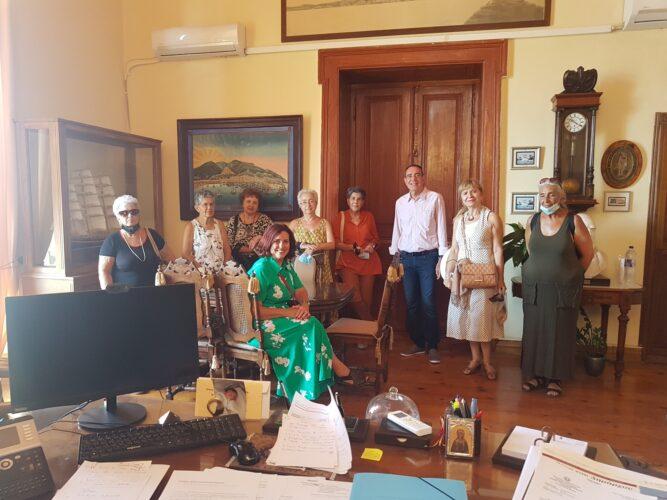 Σύμφωνο συνεργασίας μεταξύ των Δημοτικών Βιβλιοθηκών Χανίων και Σύρου