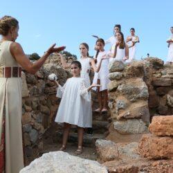 «Φεστιβάλ Κρήτης»: Οι τέχνες ταξιδεύουν στα μνημεία της Κρήτης