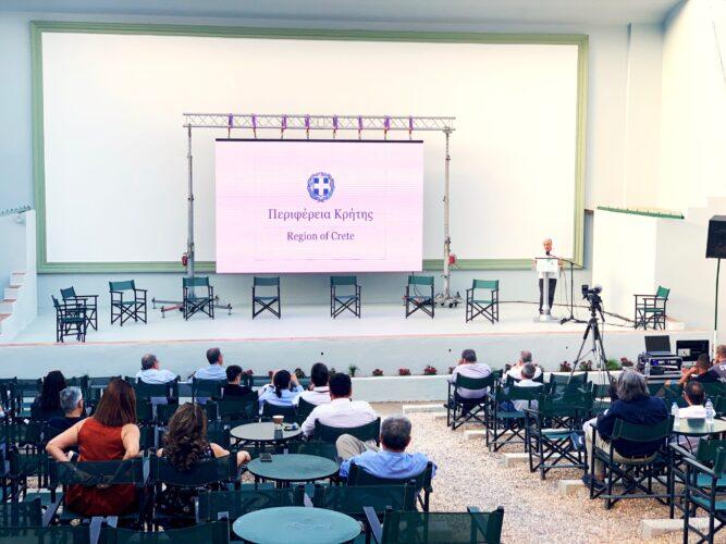 Συμμετοχή της Περιφέρειας Κρήτης στο φόρουμ του εθνικού δικτύου CLIMPACT για την κλιματική αλλαγή και τον τουρισμό