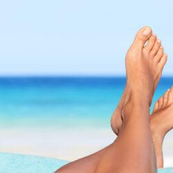 Πως επηρεάζει η ζέστη τις φλέβες των ποδιών;