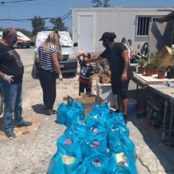 Παροχή στήριξης στην κοινότητα των Ρομά από τον Δήμο Χανίων