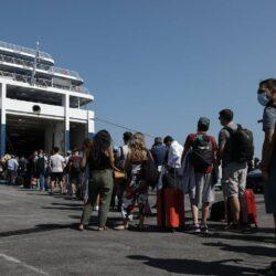 Νέο καθεστώς από σήμερα για τις μετακινήσεις με αεροπλάνα, πλοία, τρένα και λεωφορεία