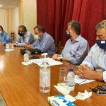 Έργα στην περιοχή της Κισάμου επισκέφθηκε ο Περιφερειάρχης Κρήτης