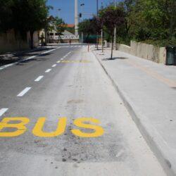 Ολοκληρώθηκαν οι εργασίες αναβάθμισης στην οδό Πλουμιδάκη