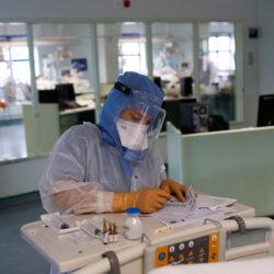 Κορωνοϊός: Αυξήθηκαν οι διασωληνωμένοι ασθενείς στα νοσοκομεία της Κρήτης
