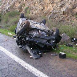 Δραματική αύξηση των τροχαίων στην Κρήτη