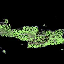 Δασικοί χάρτες Κρήτης. Στο μισό μειώθηκαν τα τέλη αντιρρήσεων - Μέχρι πότε πρέπει να υποβληθούν
