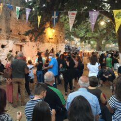 Πλήθος κόσμου στο προσκύνημα του Τιμίου Προδρόμου στην έρημο του Γκιώνα