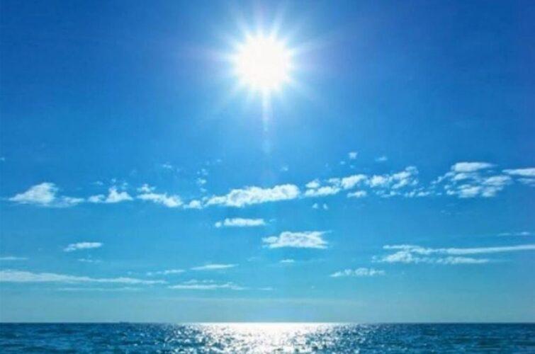 Ο καιρός στην Κρήτη - Νέα άνοδος της θερμοκρασίας