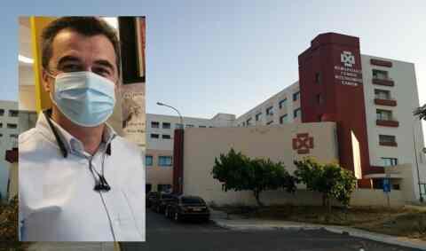 Αν. Διοικητής Νοσοκομείου Χανίων : Η ένταση και το μέγεθος του 4ου κύματος, είναι πραγματικά συγκλονιστικά