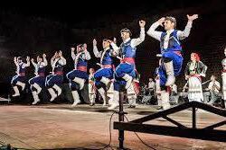 20o Διεθνές Πολιτιστικό Αντάμωμα από τον Χορευτικό Όμιλο « Ο Ψηλορείτης»