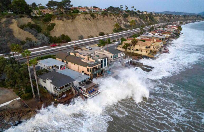 Η θάλασσα «ψηλώνει» με ανησυχητικό ρυθμό κάθε χρόνο