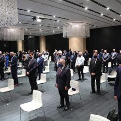 Στην 85η ΔΕΘ, εκπροσωπώντας το Χανιώτικο επιχειρείν, ο πρόεδρος του ΕΒΕ Χανίων