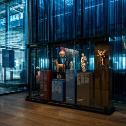 Εγκαινιάστηκε στη Μασσαλία η έκθεση του Μουσείου Πολιτισμών της Ευρώπης, αφιερωμένη στο νέο Αρχαιολογικό Μουσείο Χανίων
