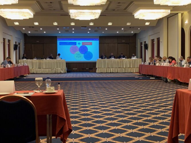 Στ. Αρναουτάκης: «Δυνατή εκκίνηση και στο νέο ΕΣΠΑ για το καλύτερο αποτέλεσμα για την Κρήτη»