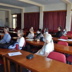 Μαθήματα αγιογραφίας στην Ορθόδοξη Ακαδημία Κρήτης