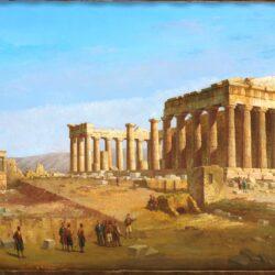 """""""Η Ελλάδα μετά την Επανάσταση"""". Καλλιτεχνικοί θησαυροί από την συλλογή Κρασάκη στην Δημοτική Πινακοθήκη"""