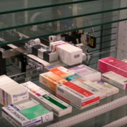 Αυτοματοποιημένο ρομποτικό σύστημα διαχείρισης φαρμάκων στο Νοσοκομείο Χανίων